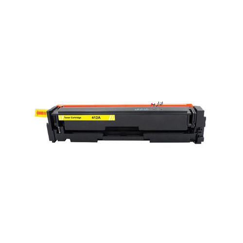 کارتریج اچ پی 410A زرد رنگ خارج از جعبه