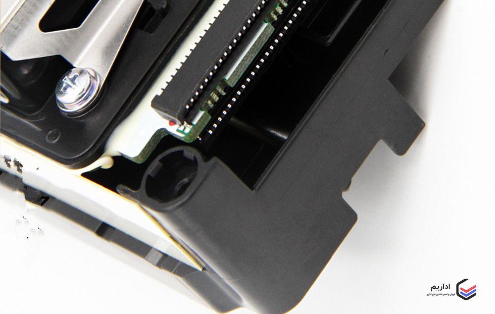 انسداد هد پرینتر و چاپ خطوط سیاه افقی در زمان پرینت